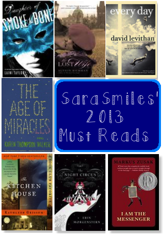 2013 Reads